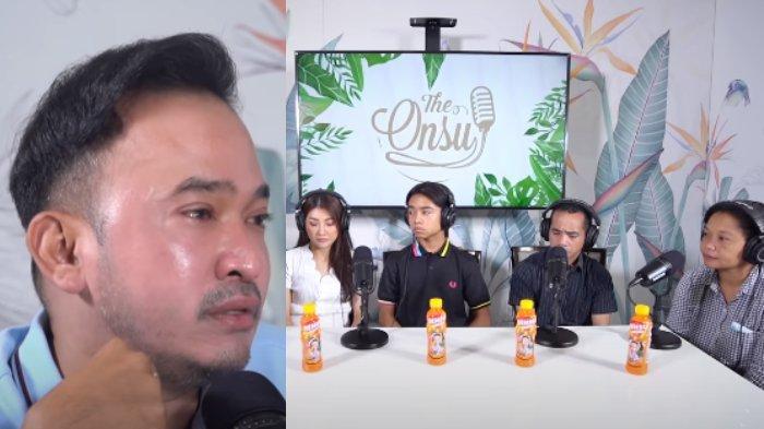Ruben Onsu menangis saat ungkap cerita meminta Betrand Peto berkunjung ke NTT