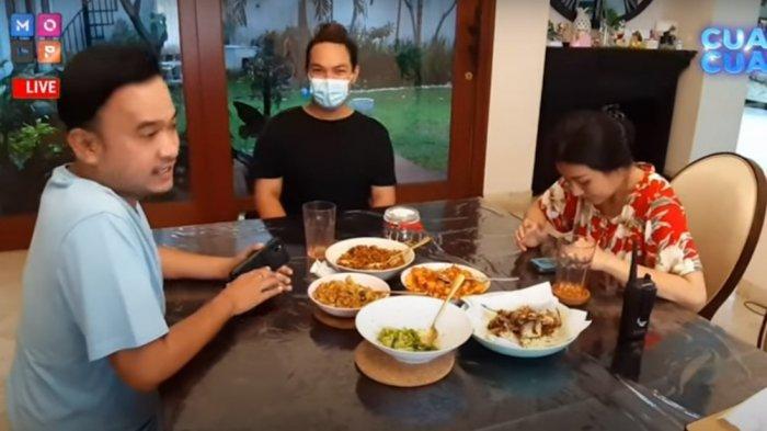 JEBOLAN MasterChef Ini Kini Jadi Koki Pribadi Ruben Onsu & Sarwendah, Dites Masak Menu Sederhana Ini