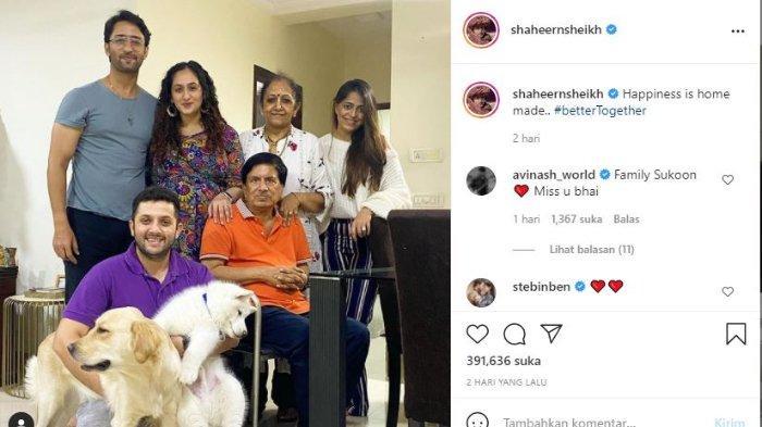 Ruchikaa Kapoor hamil, Shaheer Sheikh segera jadi ayah.