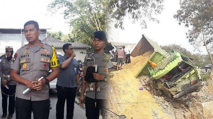 Kronologi Kecelakaan Tol Cipularang, Polisi Sebut Sopir Truk Tak Kuasai Medan & Kelebihan Muatan