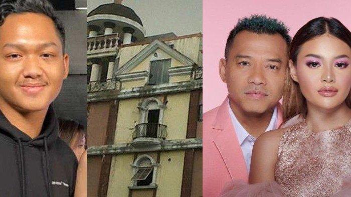 POTRET Ruko Sempit Dulu Ditinggali Anang, Aurel & Azriel: Tidur Bertiga Tanpa Sprei Dilewati Tikus