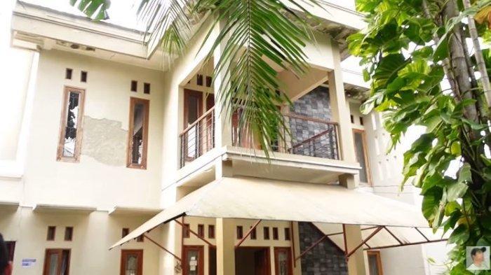 Rumah baru Arya Saloka