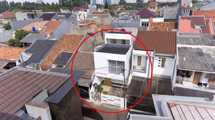 Meskipun Miliki Lahan Sempit, Sebuah Rumah di Jakarta Selatan Sabet Penghargaan Kelas Dunia