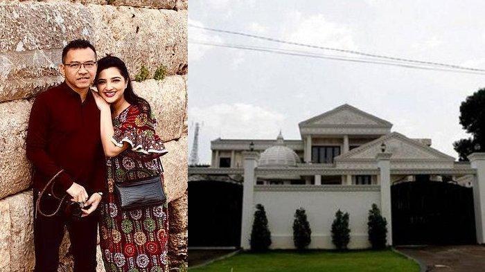 Mengintip Rumah Mewah Anang Hermansyah dan Ashanty, 3 Lantai dengan 69 Pilar