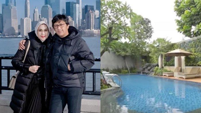 Jarang Tersorot, Intip 10 Potret Rumah Andre Taulany & Erin Bak Hotel Mewah, Ada Kolam Renang