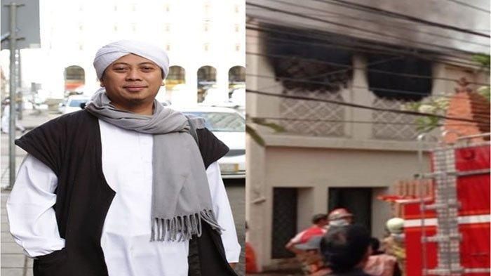 Rumah Opick Rekan Duet Sulis Alami Kebakaran, Inilah Nasib Sehelai Rambut Nabi Muhammad SAW