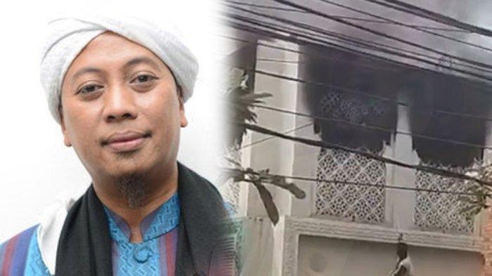 Rumah 'Tombo Ati' Miliknya Terbakar & Diperkirakan Rugi Hingga Rp 300 Juta, Opick Tetap Bersyukur