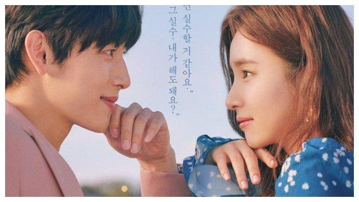 Im Siwan dan Shin Se Kyung dalam drama 'Run On'