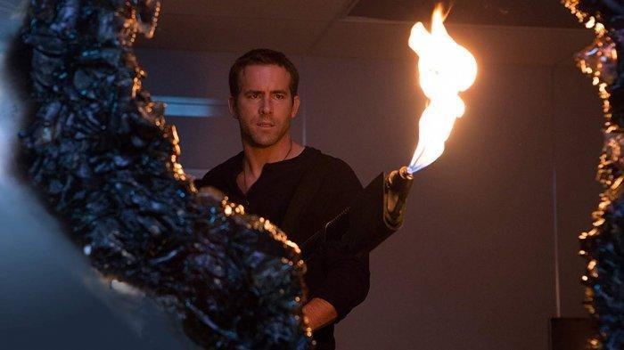Ryan Reynolds dalam film Self/less, tayang malam ini di Bioskop Trans TV.