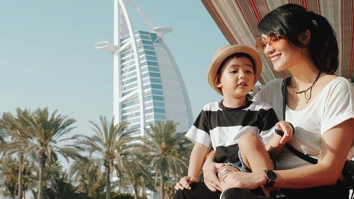 Masih Kecil, Ryshaka Sudah Punya Sederet Permintaan Lucu Untuk Kamarnya, Sharena Delon: Diaminin Aja