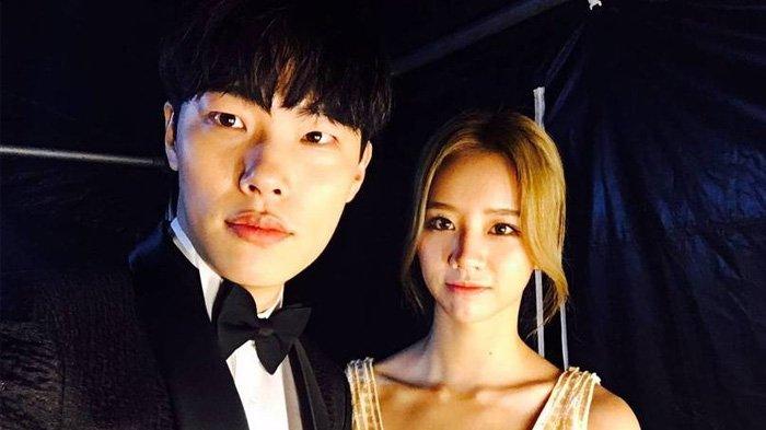 Ryu Jun Yeol dan Hyeri Girl's Day