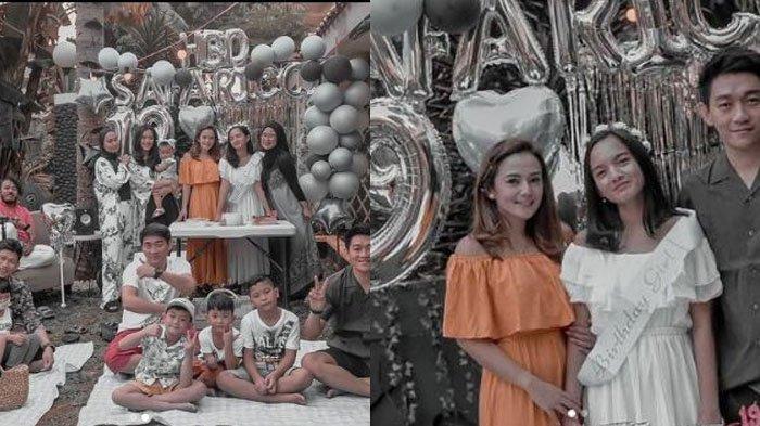 Putri Sambungnya Berulang Tahun, Ifan Seventeen Beri Doa Serta Ucapan Manis untuk Safa Ricci