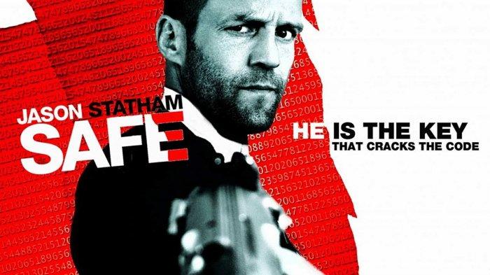 Sinopsis Safe, Jason Statham Melindungi Gadis Kecil dari Mafia Rusia, Saksikan Malam Ini