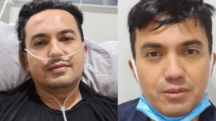 Menang Pilkada, Sahrul Gunawan Malah Sakit, Unggah Video Wajah Pucat Berselang Oksigen: Mohon Doa