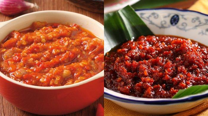 RESEP Aneka Masakan Sambal untuk Makan di Rumah dan Cara Membuat Cabai Tahan Sampai Berbulan-bulan