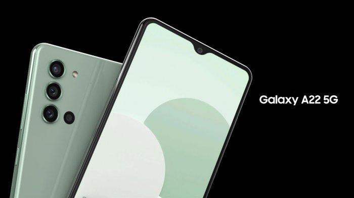 Lolos Uji TKDN, Samsung Galaxy A22 5G Akan Segera Dijual di Indonesia, Ini Spesifikasinya