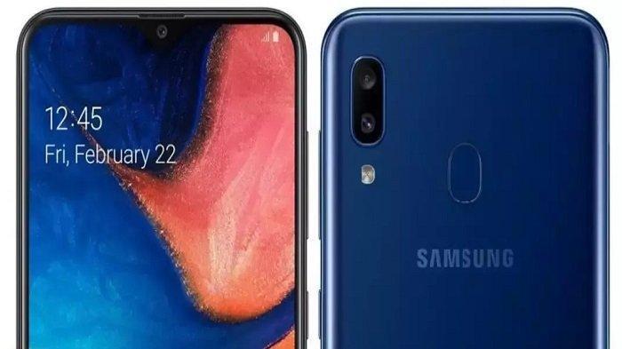 Bocoran Spesifikasi Samsung Galaxy A20e dan A10e, 2 Seri A Versi Murah, Riliskah Nanti Di Indonesia