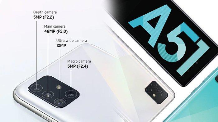 Kecanggihan 4 Kamera Andalan Samsung Galaxy A51, Kualitas Gambar yang Dihasilkan Seperti DSLR