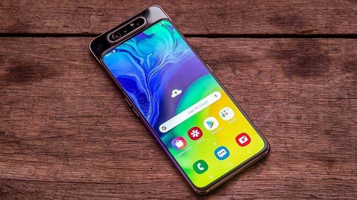Samsung Galaxy A80, Rilis di India 8 Juni Kisaran Harga Rp 8,2 Juta, Cek Spesifikasi Di Sini