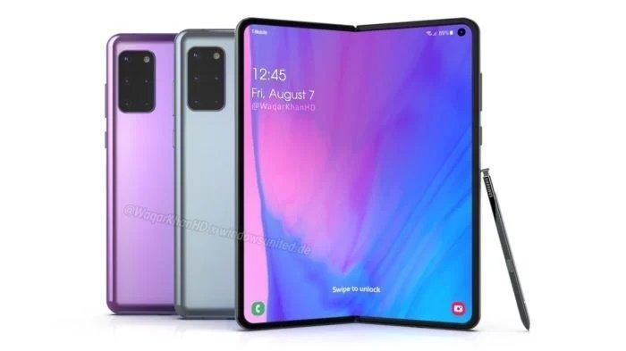 Samsung Galaxy Fold 2 Masuki Tahap Produksi Massal, Cek Bocoran Spesifikasi, Harga dan Fiturnya