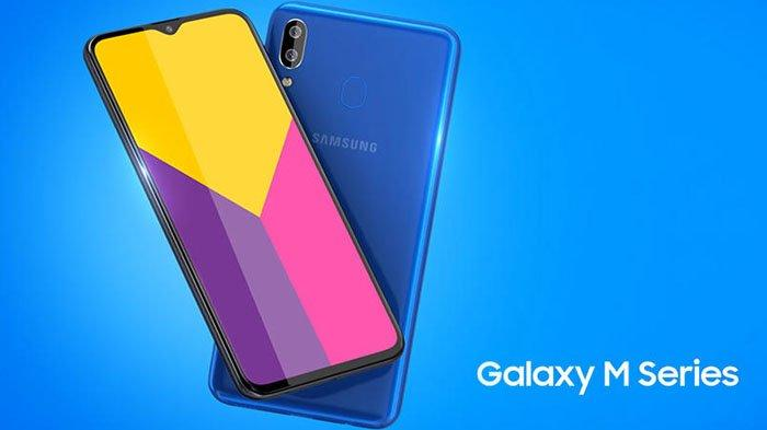 Samsung Galaxy M10 Sudah Tersedia di Indonesia Harga Rp 1,7 Juta, Cek Spesifikasi & Varian Warna