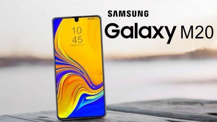 Bocoran Spesifikasi Samsung Galaxy M20S, Versi Kedua dari M20, Bakal Dibekali Baterai 6000 mAh