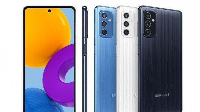 Samsung Galaxy M52 5G resmi dirilis di Polandia.