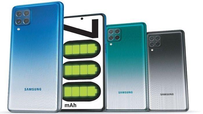 UPDATE Daftar Harga HP Samsung Bulan Juni 2021 & Spesifikasi Galaxy M62, Ponsel Powerbank 7000 mAH