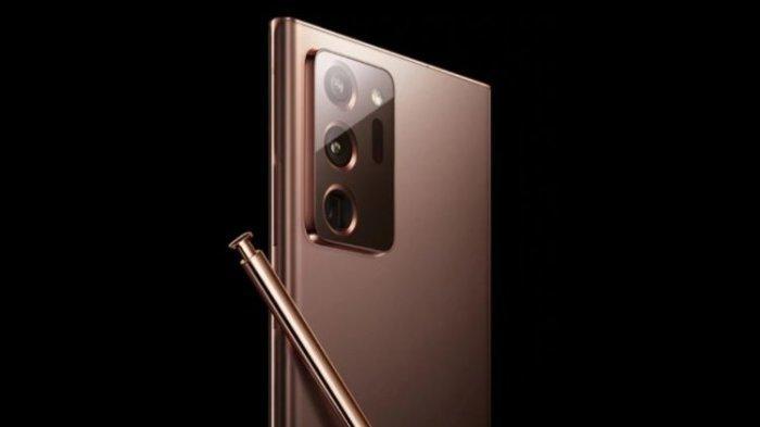 Bocoran Spesifikasi Duo Ponsel Terbaru Samsung, Galaxy Note 20 Ultra dan Note 20