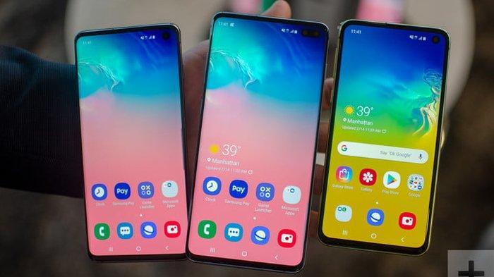 Harga Handphone Terbaru Samsung Januari 2020, dari Galaxy A51 hingga S10e