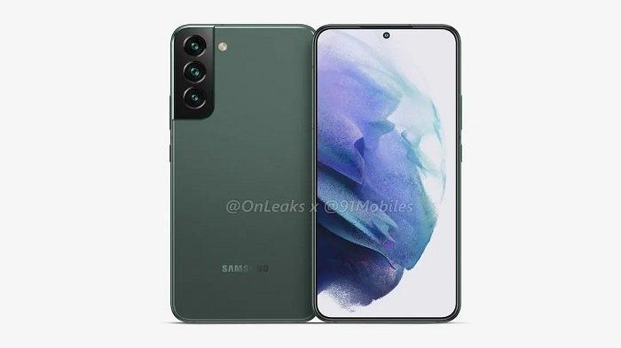 Samsung Galaxy S22.