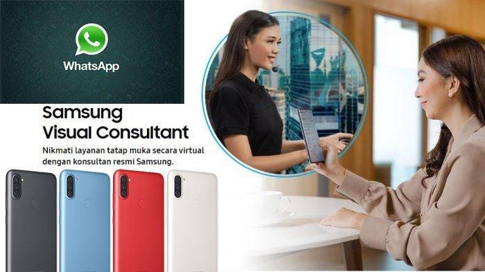 Samsung Berikan Layanan Konsultasi Gratis via WhatsApp Bagi Pengguna Galaxy A11, Berikut Linknya
