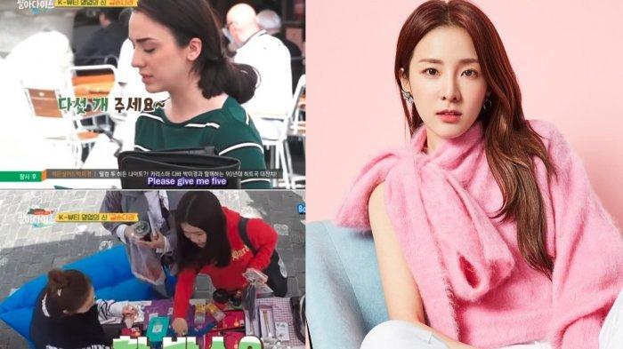 Sandara Park ex 2NE1 Gagal Jual Coklat di Acara Ini, Buktikan Kelihaian Menjual Produk Kecantikan