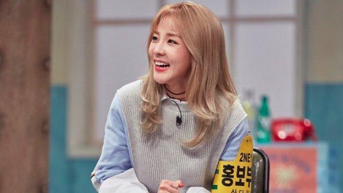 5 Film dan Drama yang Dibintangi Sandara Park, Jago Akting Juga Selain Sempat Jadi Idol di 2NE1