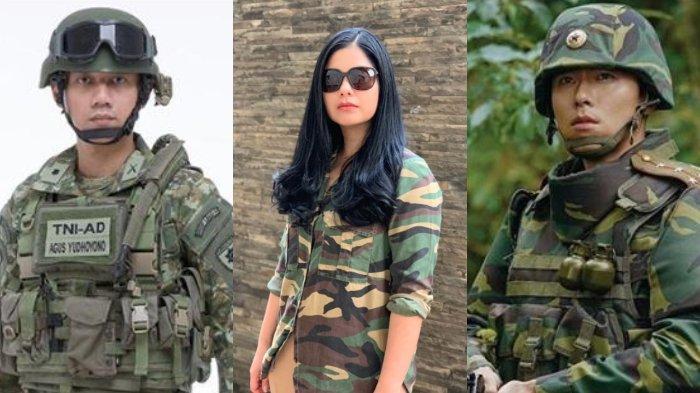 Annisa Pohan Sandingkan Potret AHY & Hyun Bin Kenakan Baju Tentara: 'Kanan Kiri Oke?'