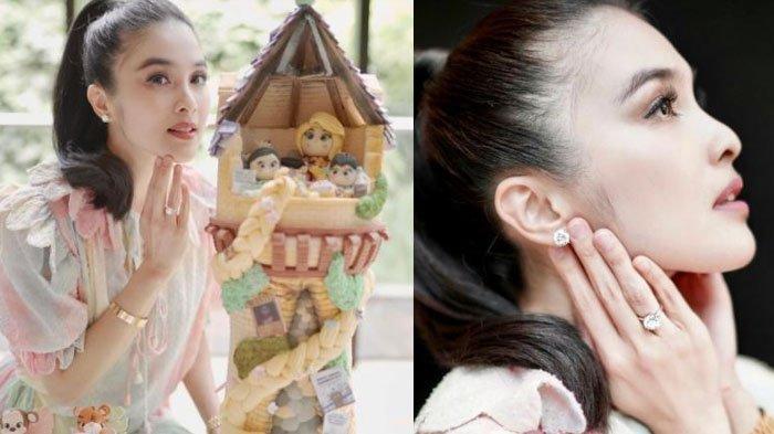 POPULER Rayakan Ultah, Sandra Dewi dapat Kado Perhiasan Berlian dari Suami, Intip Penampakannya!