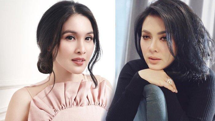 Pengakuan Syahrini Soal Jet Pribadi, Maia Estianty Tulis 'Pamer', Langsung Dikomentari Sandra Dewi