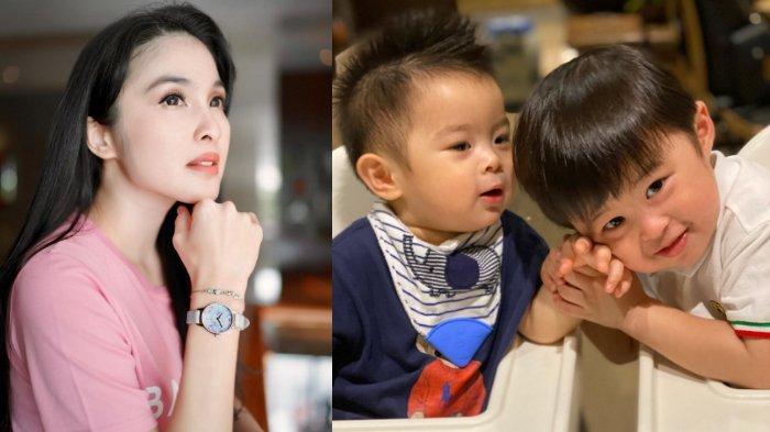 PANIK Seharian Gegara Raphael & Mikhael Moeis Alami Kejadian Ini, Sandra Dewi: Merasa Jadi Bad Mom