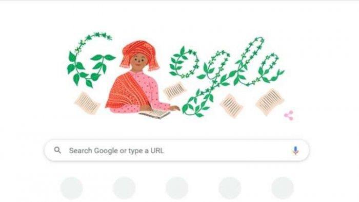 Profil Sariamin Ismail, Novelis Wanita Pertama Indonesia yang Muncul Dalam Google Doodle Hari Ini