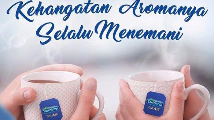 Sariwangi Pailit, Unilever Buka Suara: 'Masyarakat Indonesia Tetap Bisa Menikmati Teh Sariwangi'