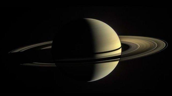 Mengenal Saturnus, Planet Bercincin Indah dengan 7 Cincin, 75% Atmosfer Terdiri dari Gas Hidrogen!