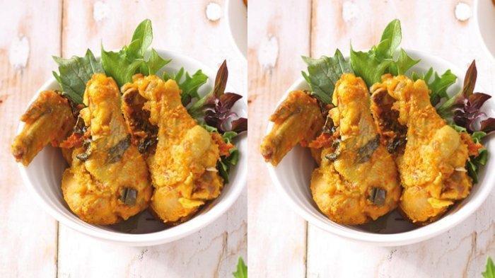 5 RESEP Memasak Sayap Ayam Berbagai Kreasi, Aroma Ketumbar, Panggang Woku, Favorit Keluarga di Rumah