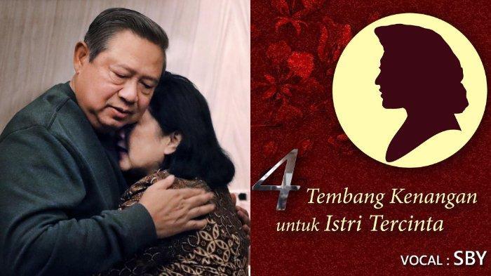 Rayakan Ulang Tahun yang ke-71, SBY Rilis 4 Lagu Spesial Kenangan Manisnya Bersama Ani Yudhoyono