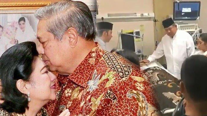 SBY Kenang Detik-detik Terakhir Ani Yudhoyono Meninggal Dunia, Air Mata Keduanya Menetes, 'Air Mata Cinta'