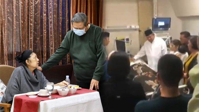 5 Foto Ani Yudhoyono Sebelum Meninggal karena Kanker Darah, Ikut Pemilu Hingga Kondisi Paling Sehat