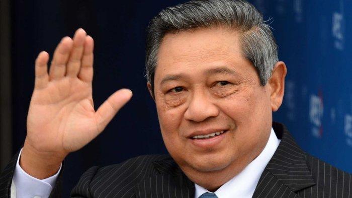 Mantan Presiden Susilo Bambang Yudhoyono.