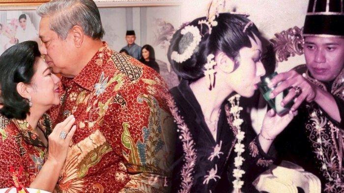 Kisah cinta SBY dan Ani Yudhoyono