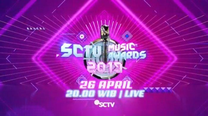 Daftar Lengkap Nominasi SCTV Music Awards 2019, Malam Ini Jumat (26/4) Jam 20.00 WIB