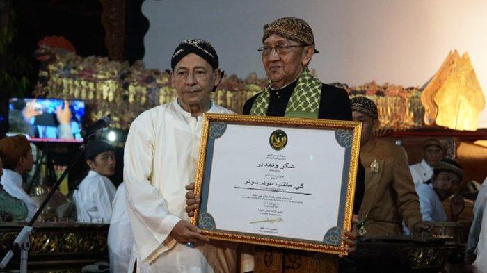 Sederet Prestasi Ki Manteb Sudarsono, Selipkan Dakwah Lewat Seni Budaya, Meninggal di Usia 72 Tahun