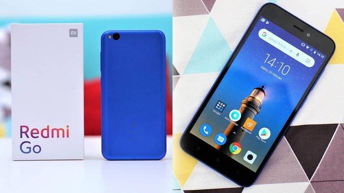 Spesifikasi Xiaomi Redmi Go, Harga Rp 899.000 Plus Paket Data 12 GB, Besok Mulai Dijual Online